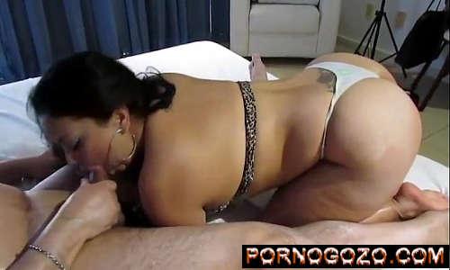 Sampa porno nacional com madura brasileira do bundão de calcinha branca na foda