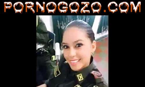 Sexo policial gostosa bucetuda em vídeo amador se acabando na boa foda